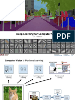 MIT Introduction to Deep Learning Course Lecture 3 Slides -  Computer Vision