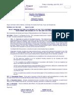 RA 9397, Amendment of Urban Development and Housing Act