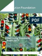The Living Standards Audit 2017 FINAL