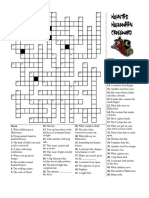 Ultimate Halloween Crossword