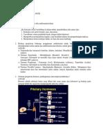 Soal Farmakologi II