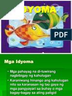 6-Idyoma I