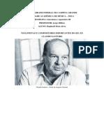 Literatura e Repertório III - Claudio Santoro