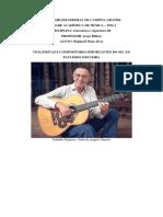 Literatura e Repertório III - Paulinho Nogueira