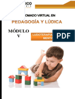 Guía Didáctica 5 Ludoterapia y Salud Mental