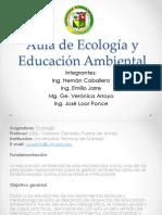 Diapo Expo Aula de Ecología y Educación Ambiental