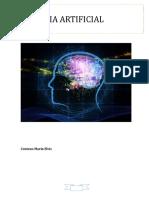 Inteligencia Artificial Informe