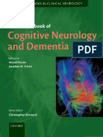 Oxford Textbook of Cognitive Neurology and Dementia.2016