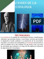 Relaciones de La Tecnologia