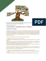 Funciones y Dinamica de La Familia.doc