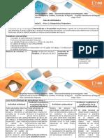 Guía de Actividades y Rúbrica de Evaluación Paso 2 – Diagnóstico Financiero