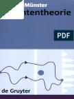 Gernot Münster Quantentheorie