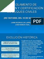 Reglamento de Inspecciones Técnicas PPT