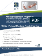 Antidepressants in Pregnancy4 2016