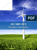 Changes in ISO 14001 (2015 VS 2004 editions)