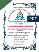 Proyecto de Formulario Macro de Lavanderia Oookkk
