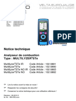 Notice Multilyzer STe