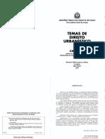 Temas de Direito Urbanístico