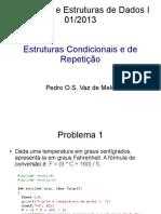 Aula 5 - Condições e Repetições I