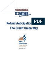 Refund Anticipation Loans-Revised 2010