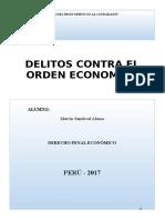 Derecho Penal Economico