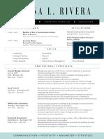 dr resume