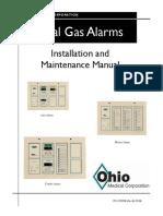 255098 Medical Gas Alarms Manual Rev8