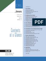 QUE Practical Linux (2000)