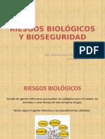 Clase 1. Riesgos biológicos y Bioseguridad