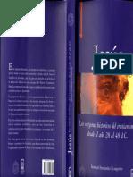 JESUCRISTO - FERNÁNDEZ EYZAGUIRRE, Samuel - Jesús. Los orígenes históricos del cristianismo.pdf