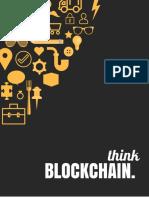 Think Blockchain. Book