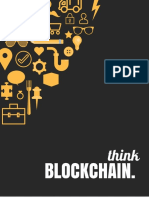 Think Blockchain. Book