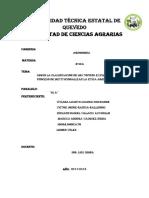 Proceso de Institucionalizar La Ética Agrícola