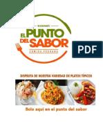 Restaurant Punto Del Sabor