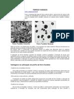 Ferros Fundidos - Classificação, Caracteristicas e Props