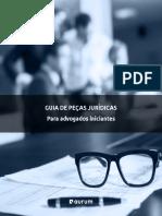 eBook Guia Pecas Juridicas