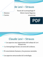 Claude Levi – Strauss