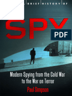 A Brief History of the Spy - Paul Simpson(1)