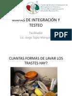 1 2 MAPAS de INTEGRACIÓN 9 Sistemas de Rastreo 2012