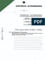 Arcediago Da Sé de Olinda, Francisco Guedes Cardoso de Meneses, Ao Rei [D. José I], Pedindo Alvará de Mantimento.