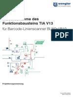 BLN0x1R10 Function Block TIA V13