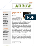 July 2017 Arrow