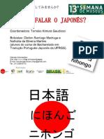 Mini Curso de Lngua Japonesa