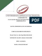 Actividad Nª12 Revisión de Informe de Tesis III Unidad