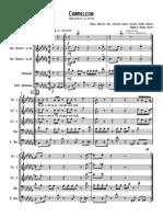 Chameleon - Full Score