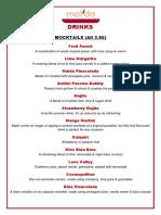 London Maida PDF Restaurant Menu(1)