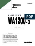O&M WA1200-3 50013 up GSAM058700P.pdf