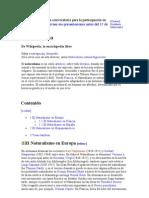 Se ha publicado la convocatoria para la participación en Wikimanía 2009