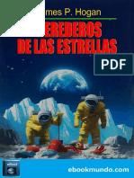 Herederos de Las Estrellas - James P. Hogan