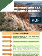 Introducción a La Mecanica de Rocas - Exponer